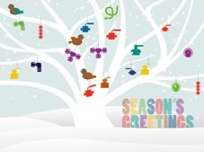Swagelok Animated Holiday Card